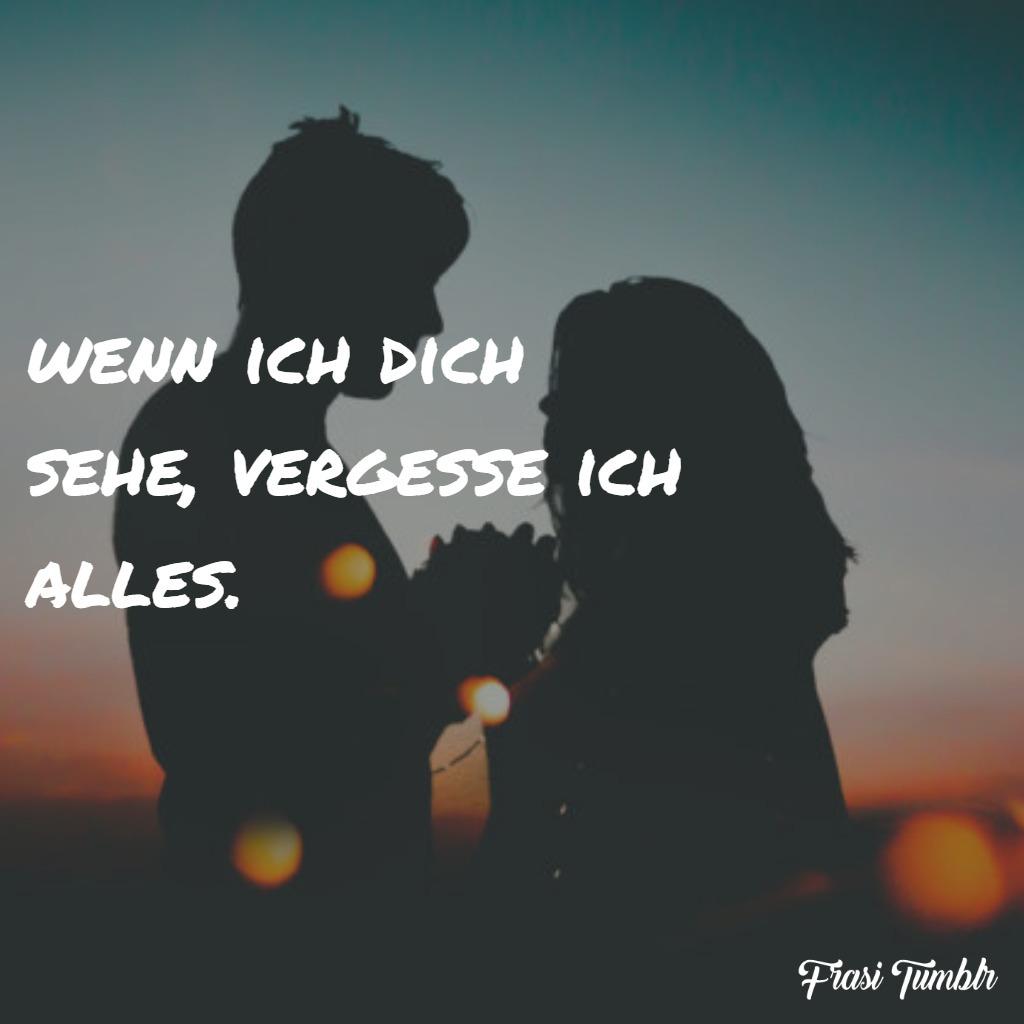 frasi-amore-tedesco-quando-ti-vedo-dimentico-tutto