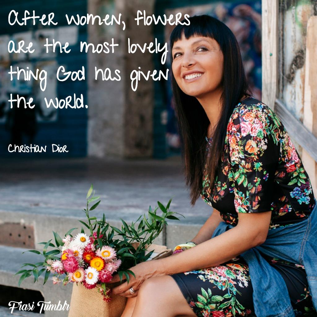 frasi-donne-inglese-fiori-cosa-bella-mondo