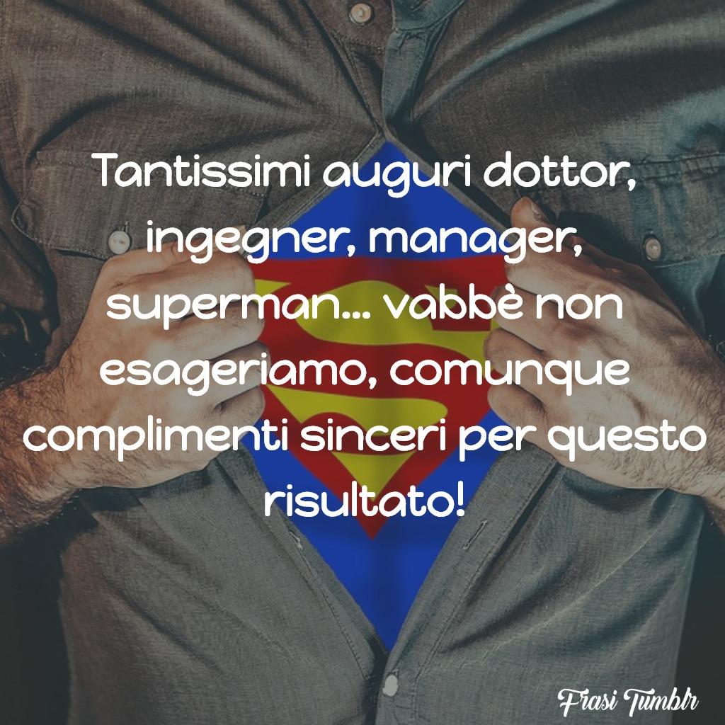frasi-auguri-laurea-dottore-superman
