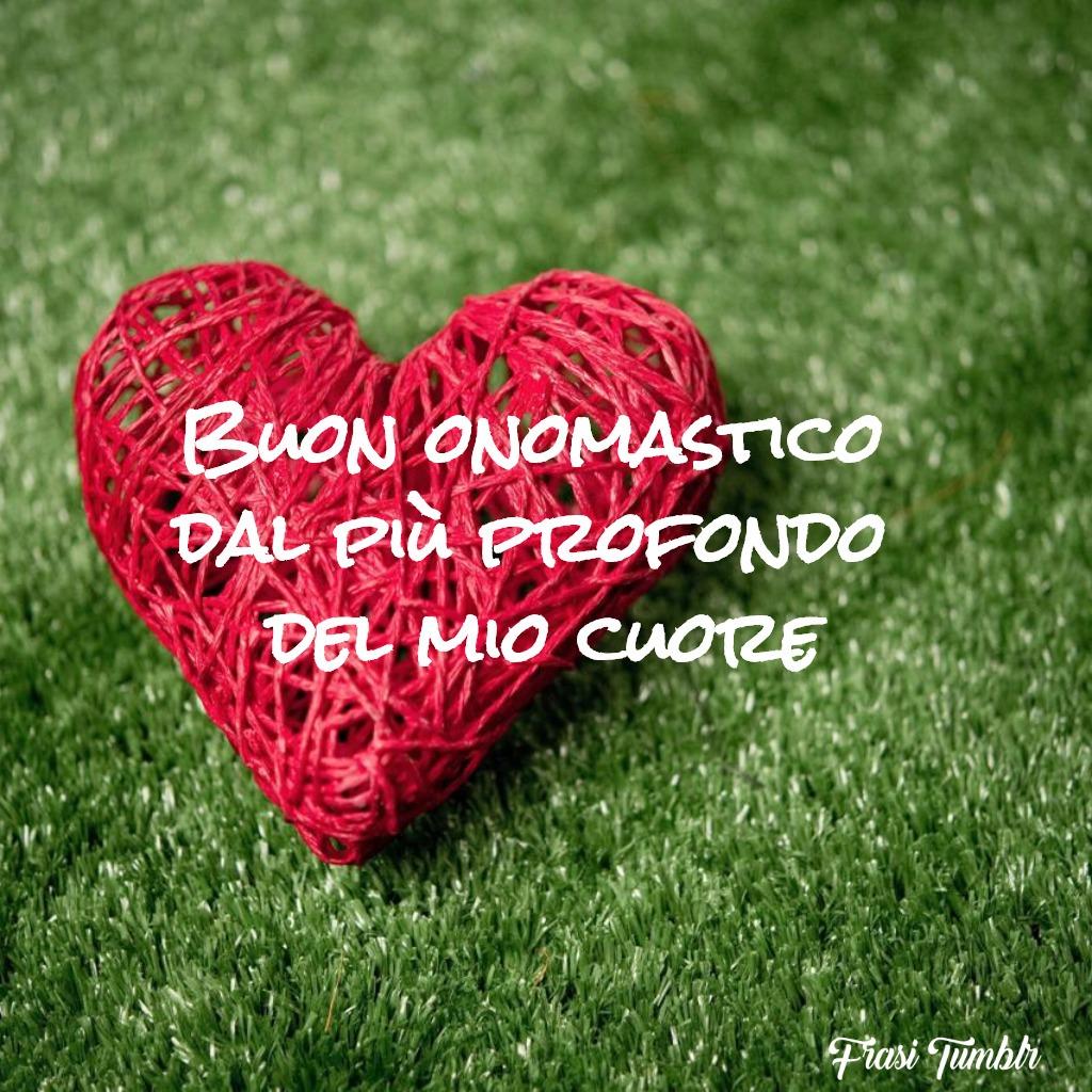 frasi-auguri-onomastico-amore-cuore