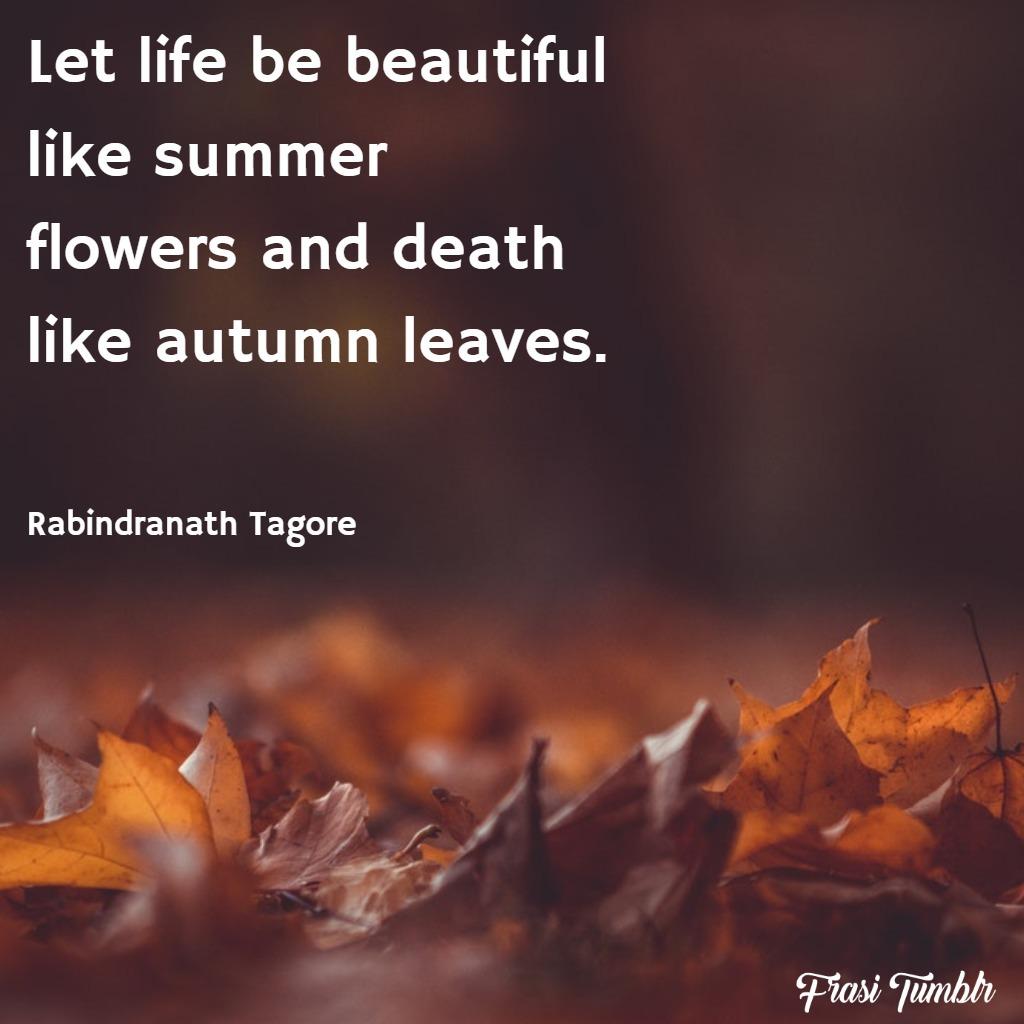 frasi-autunno-inglese-vita-fiori-morte-foglie