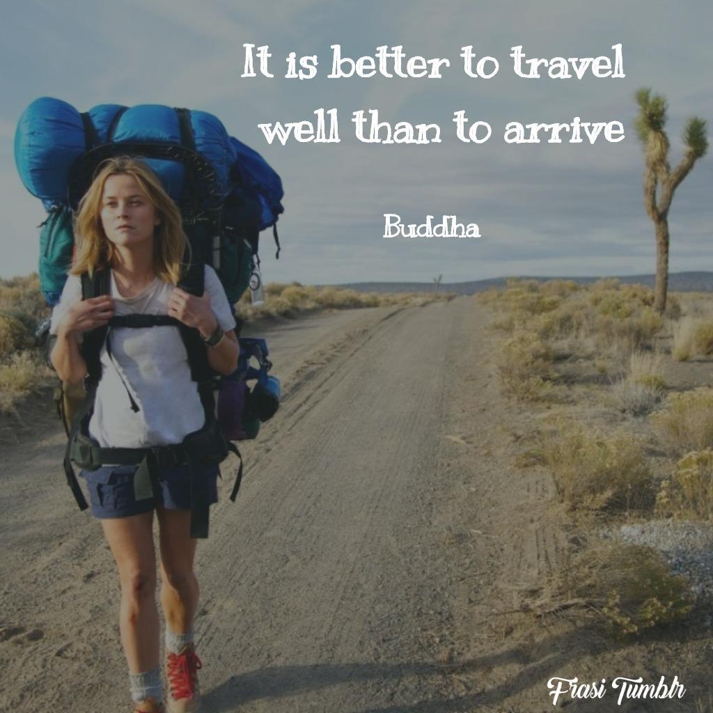 frasi-buddha-inglese-viaggio-arrivo