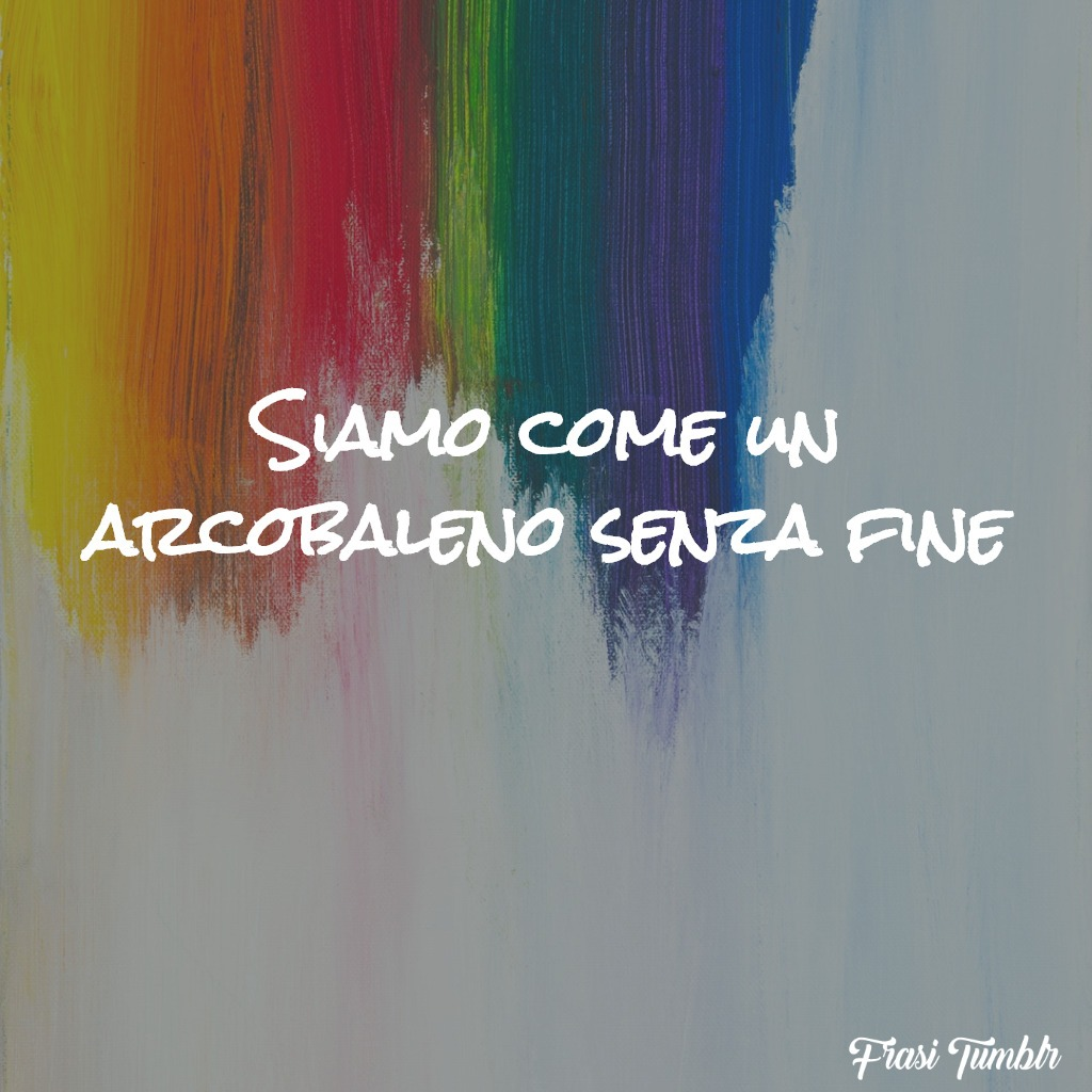 frasi-dolci-corte-arcobaleno
