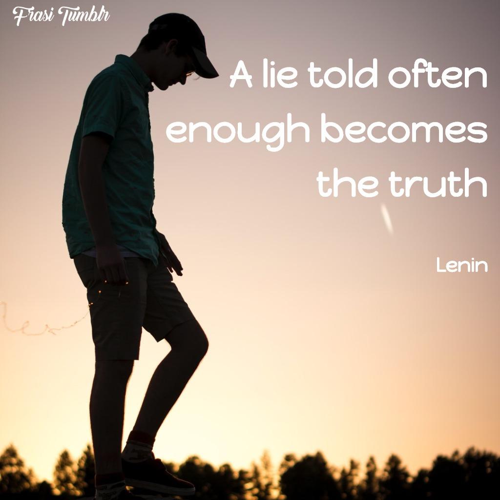 frasi-inglese-bugia-verità