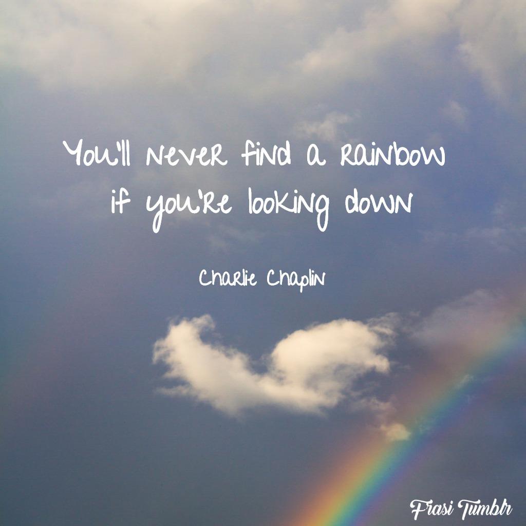 frasi-charlie-chaplin-arcobaleno