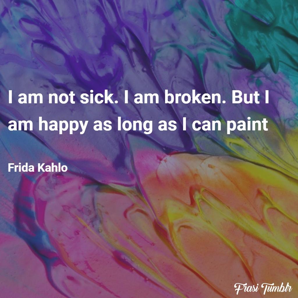 frasi-creatività-inglese-dipingere