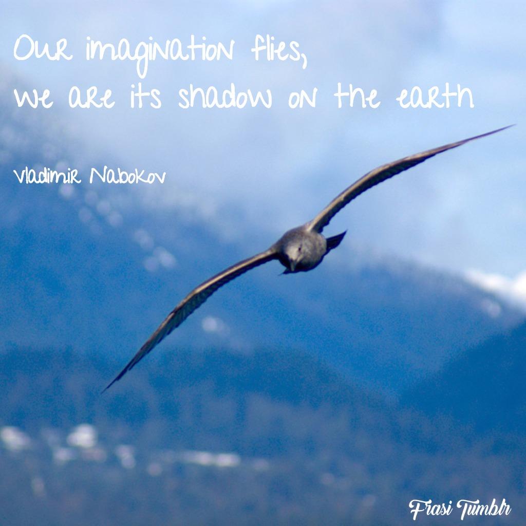 frasi-creatività-inglese-immaginazione-vola