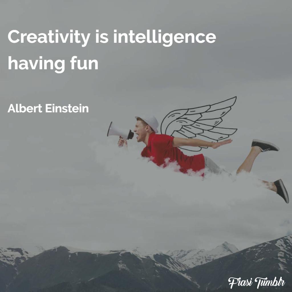 frasi-creatività-inglese-intelligenza