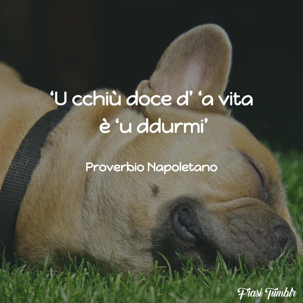 frasi-proverbi-napoletani-dormire
