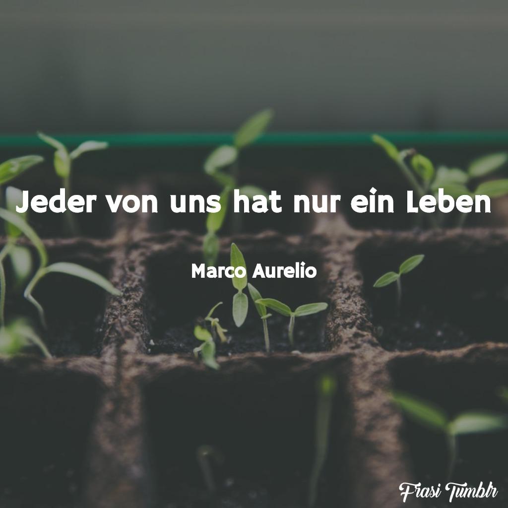 frasi-vita-unica-tedesco