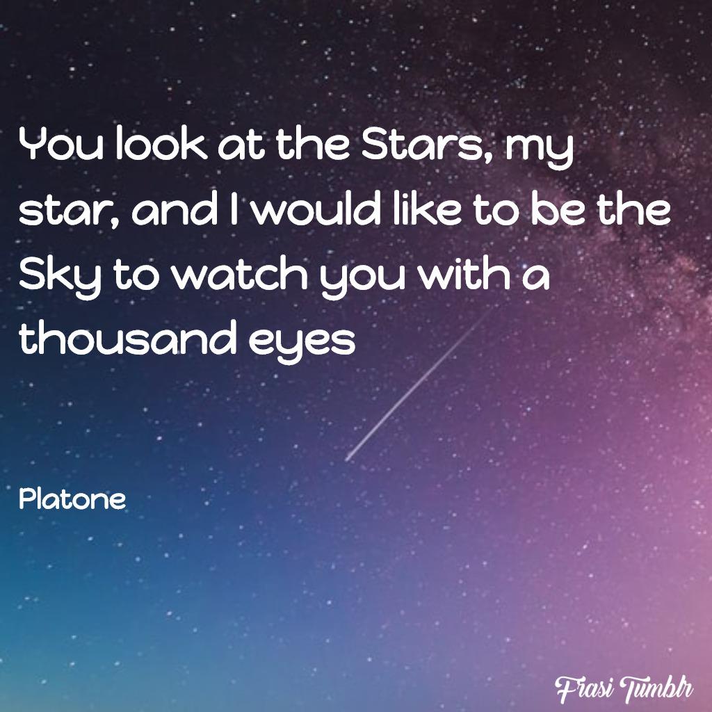 frasi-amore-inglese-stelle-occhi-cielo