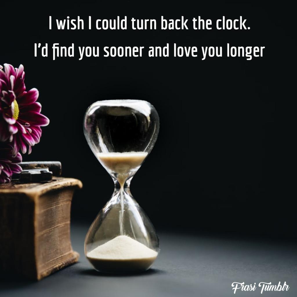 frasi-amore-inglese-tempo