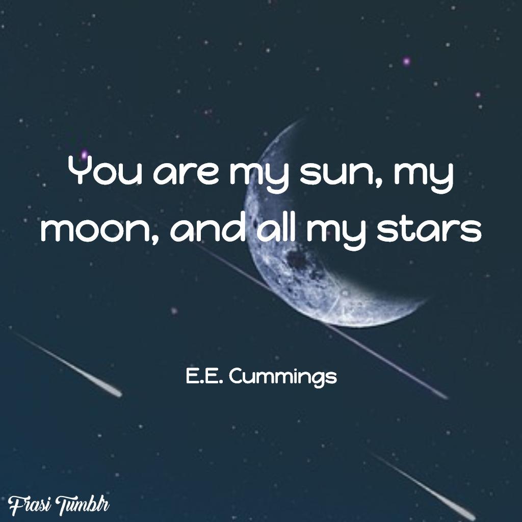 frasi-dolci-inglese-sole-luna-stelle