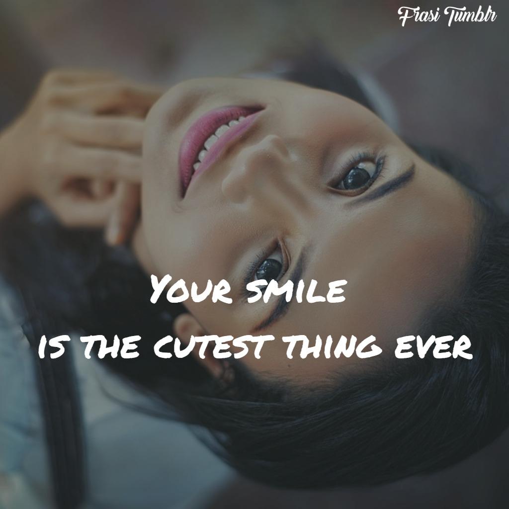 frasi-dolci-inglese-sorriso