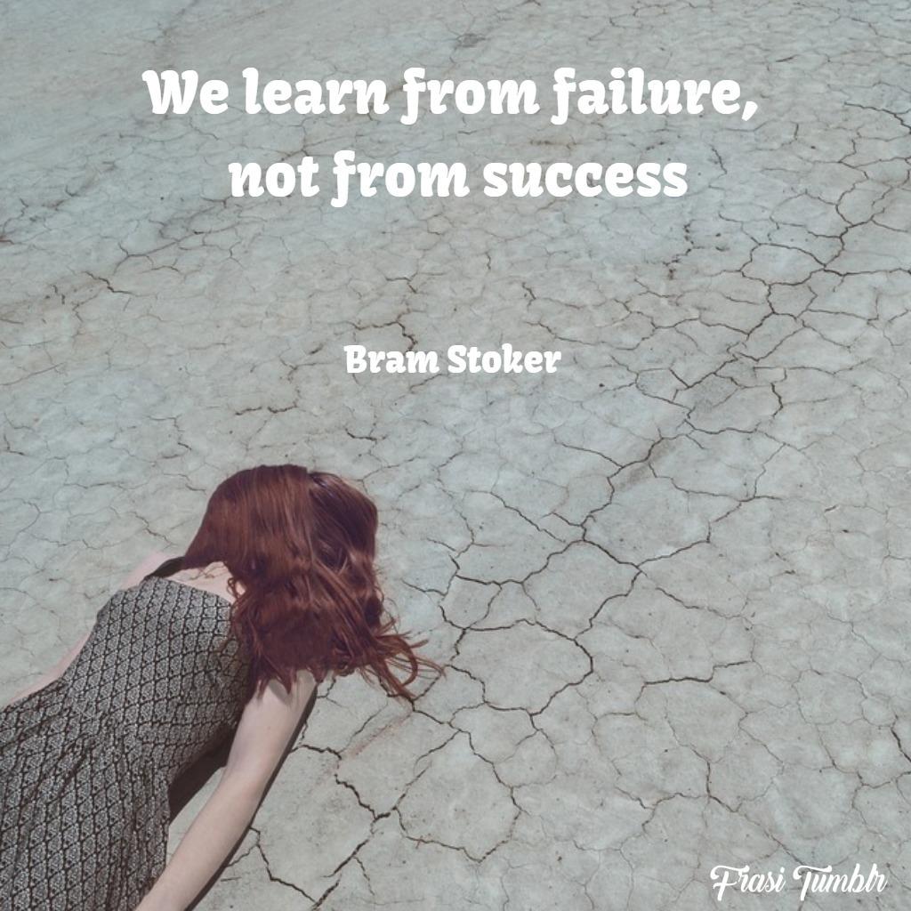 frasi-errori-inglese-successo-fallimento