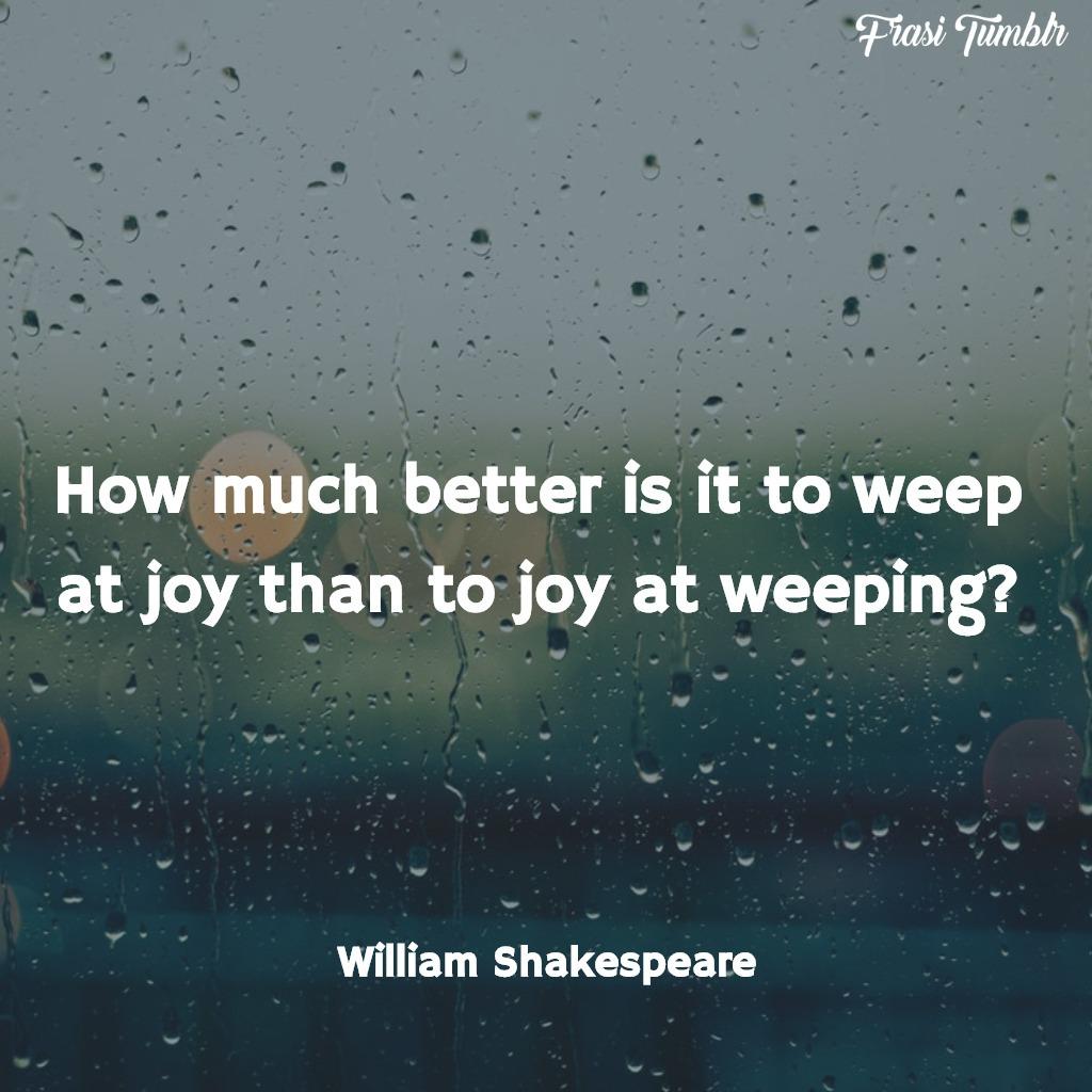 frasi-felicità-inglese-soffrire-piangere