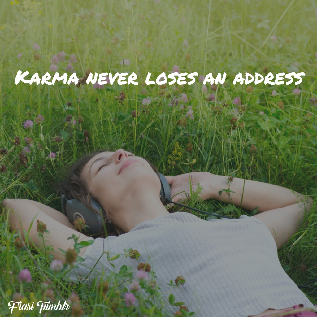 frasi-karma-inglese-indirizzo