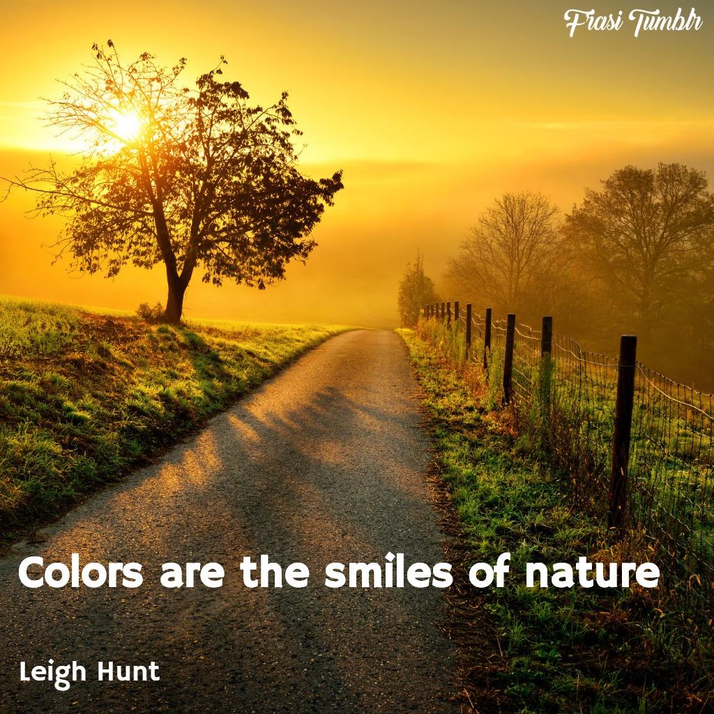frasi-sorriso-inglese-colori-natura