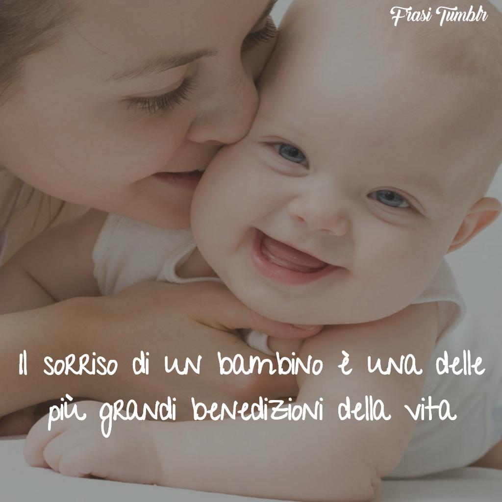 frasi-sorriso-bambino-benedizione-vita
