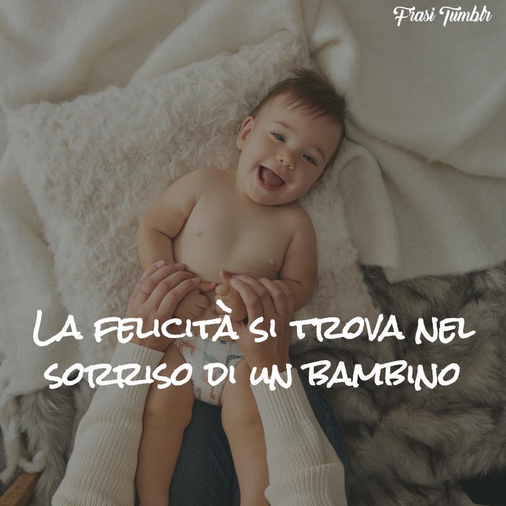 frasi-sorriso-bambino-felicità