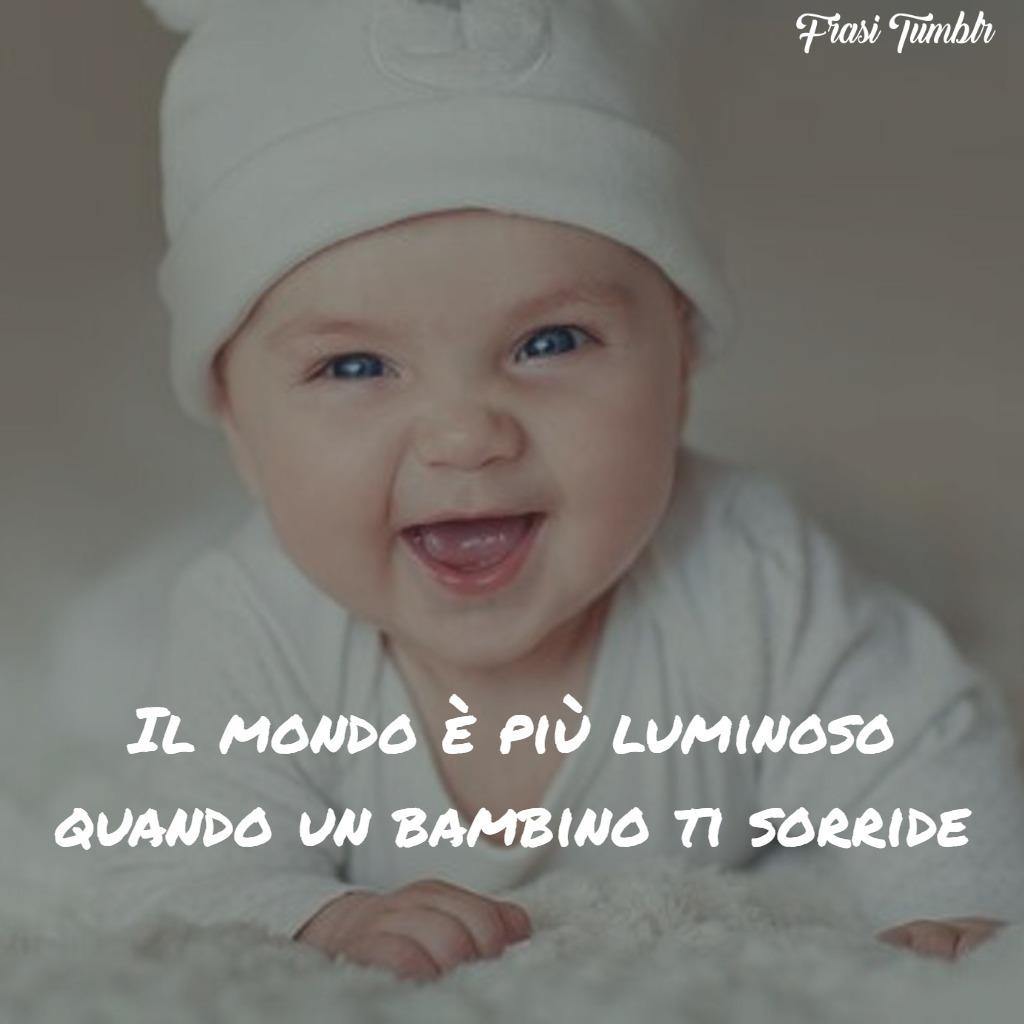 Frasi Sul Sorriso Dei Bambini Le 40 Piu Belle Dolci E Famose