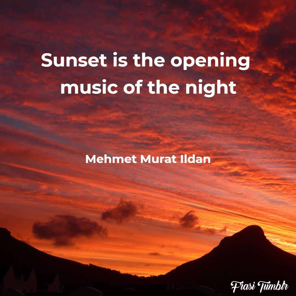 frasi-tramonto-inglese-musica-notte