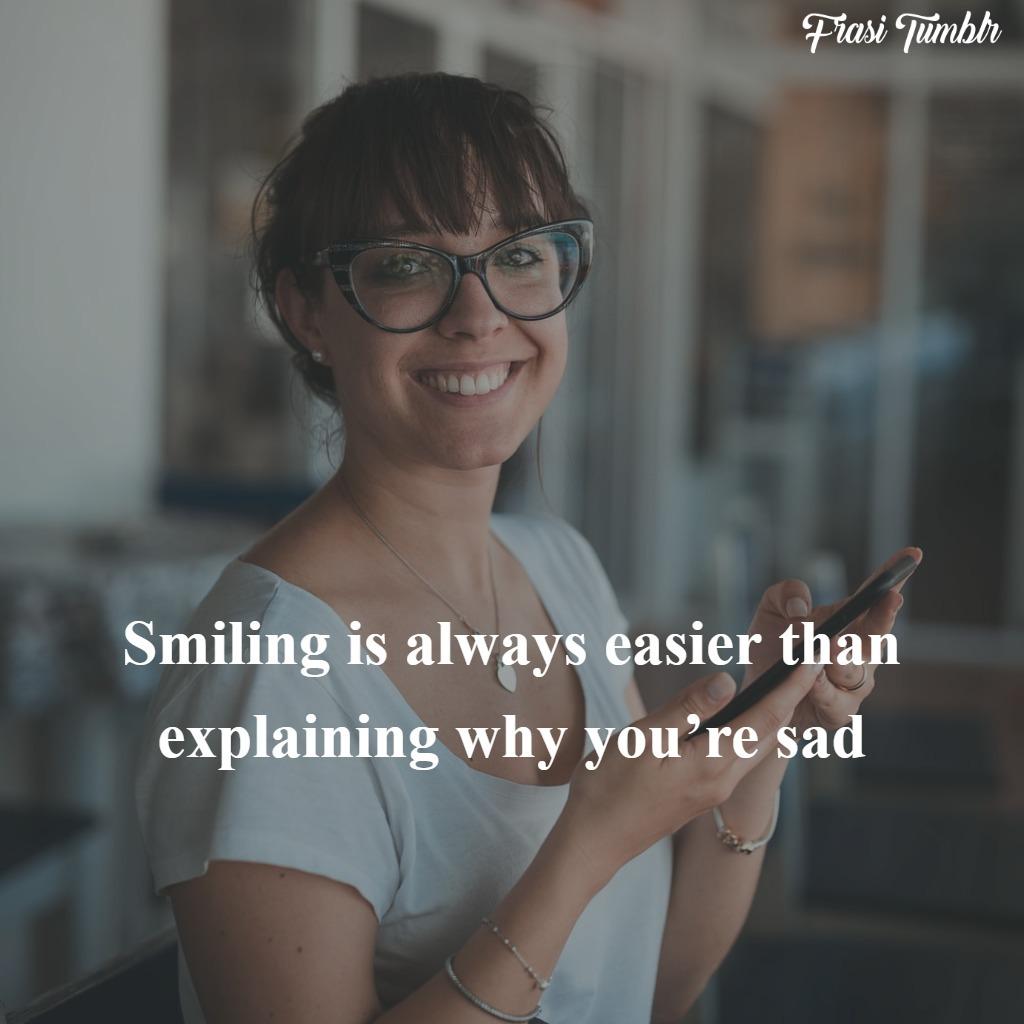 frasi-tristi-inglese-sorridere-spiegare-tristezza