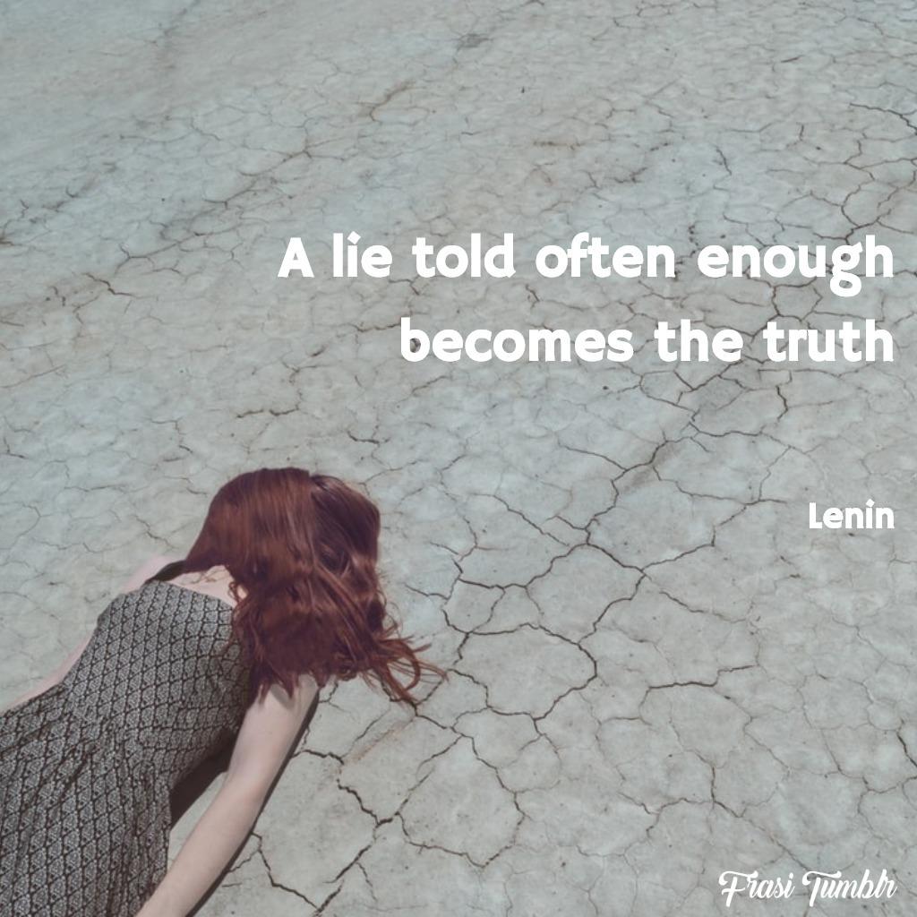 frasi-verità-inglese-bugia