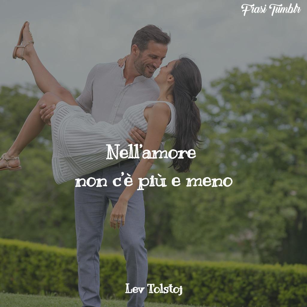 frasi-amore-stati-whats-app-amore-più-meno-lev-tolstoj