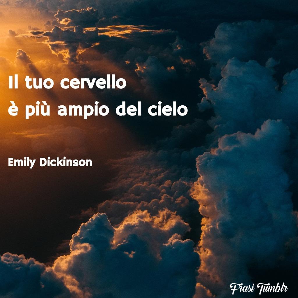 frasi-instagram-cervello-ampio-cielo-emily-dickinson