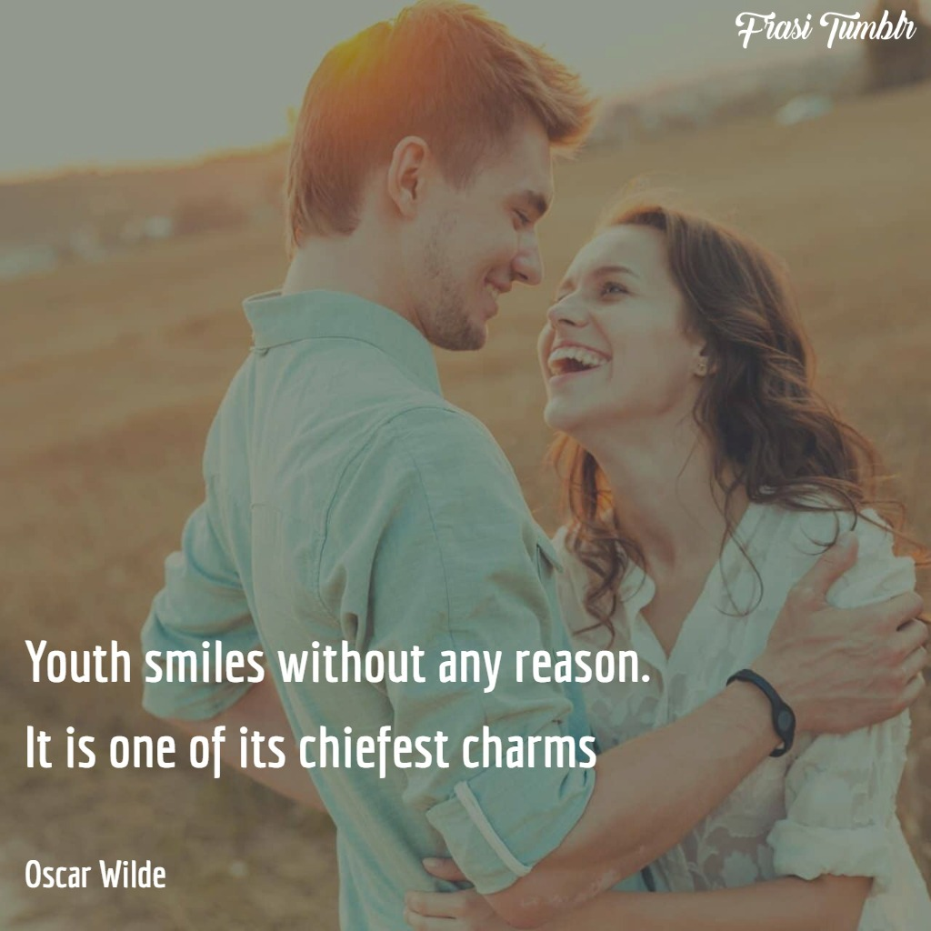 frasi-oscar-wilde-inglese-giovani-sorridono