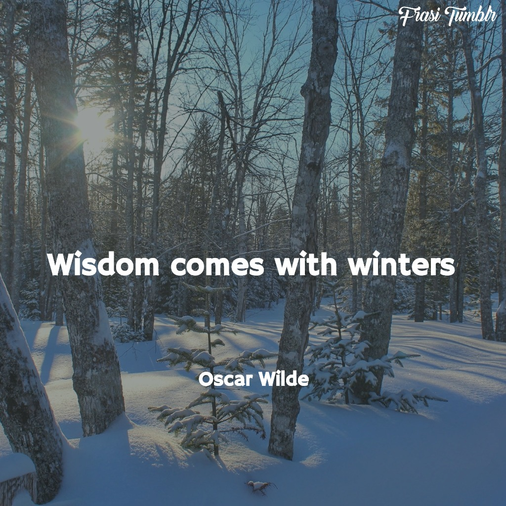 frasi-saggezza-inglese-inverno-oscar-wil
