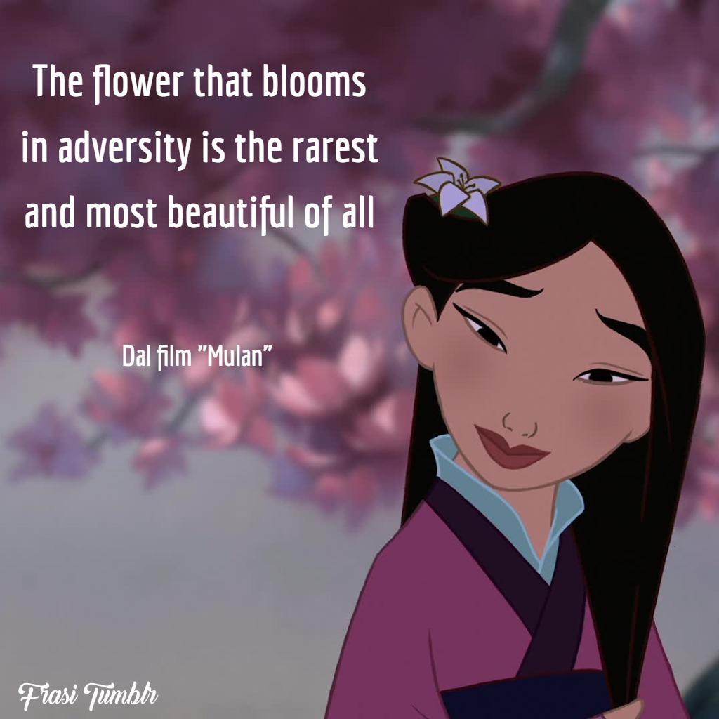 frasi-saggezza-inglese-mulan-fiore-prezioso