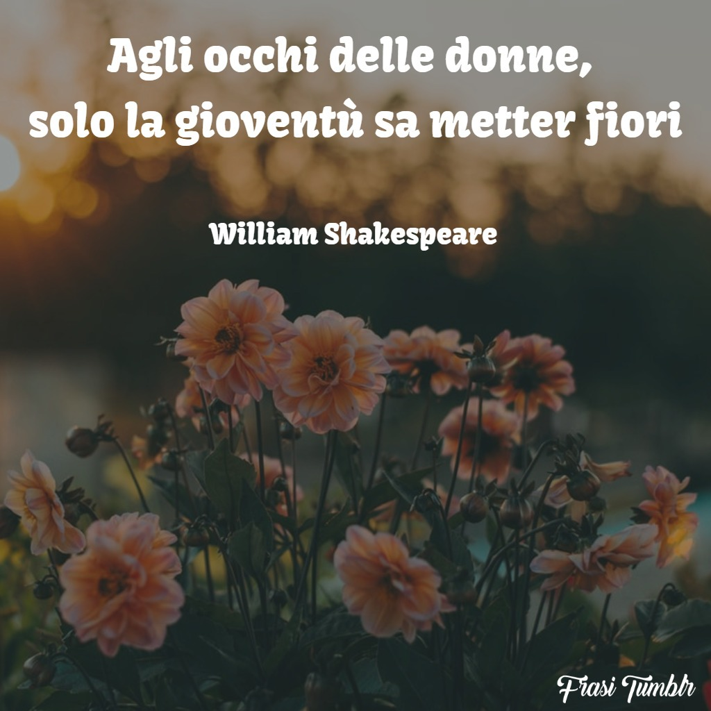 frasi-shakespeare-donne-occhi-fiori