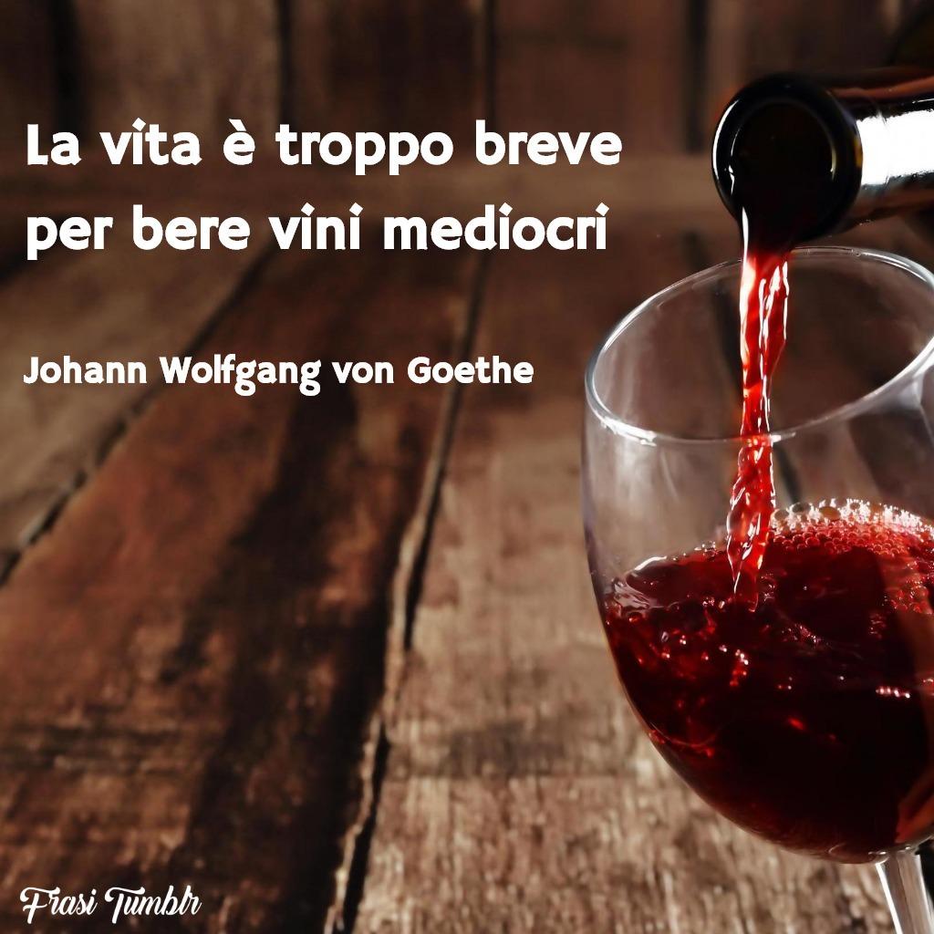 frasi-vita-breve-brevità-esistenza-bere-vini-mediocri-goethe