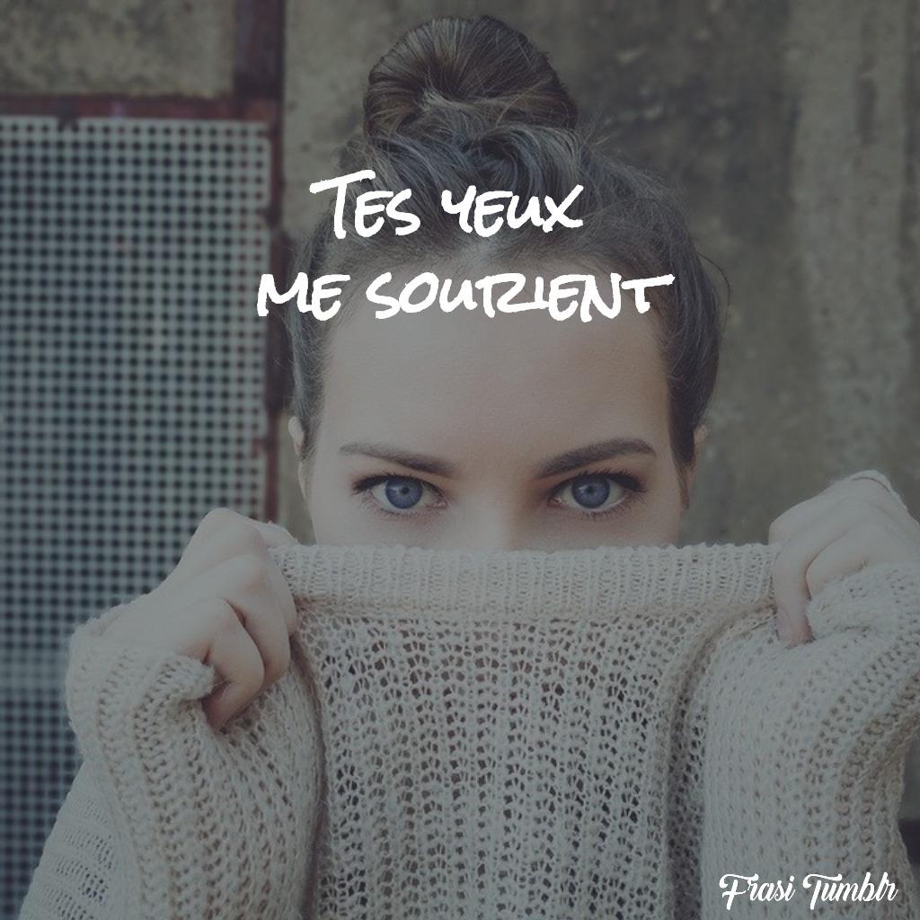frasi-belle-famose-francese-occhi-sorridere