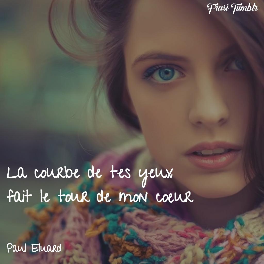 frasi-francese-occhi-curva-sorriso-cuore