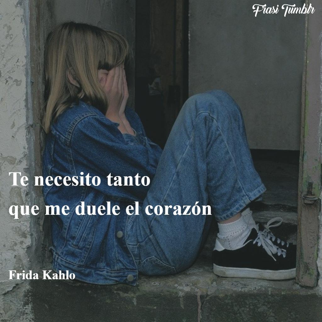frasi-frida-kahlo-spagnolo-dolore-cuore