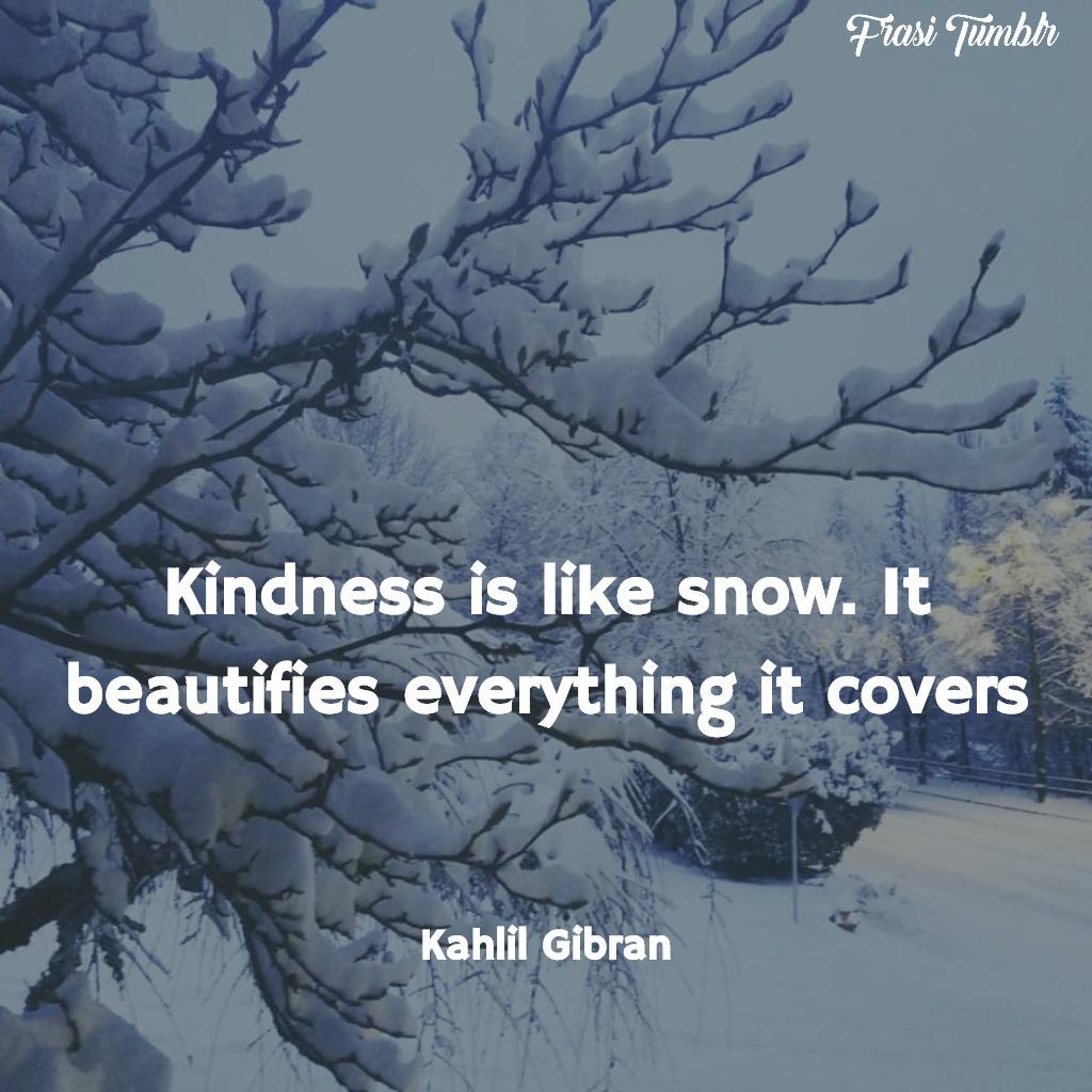 frasi-neve-inglese-gentilezza