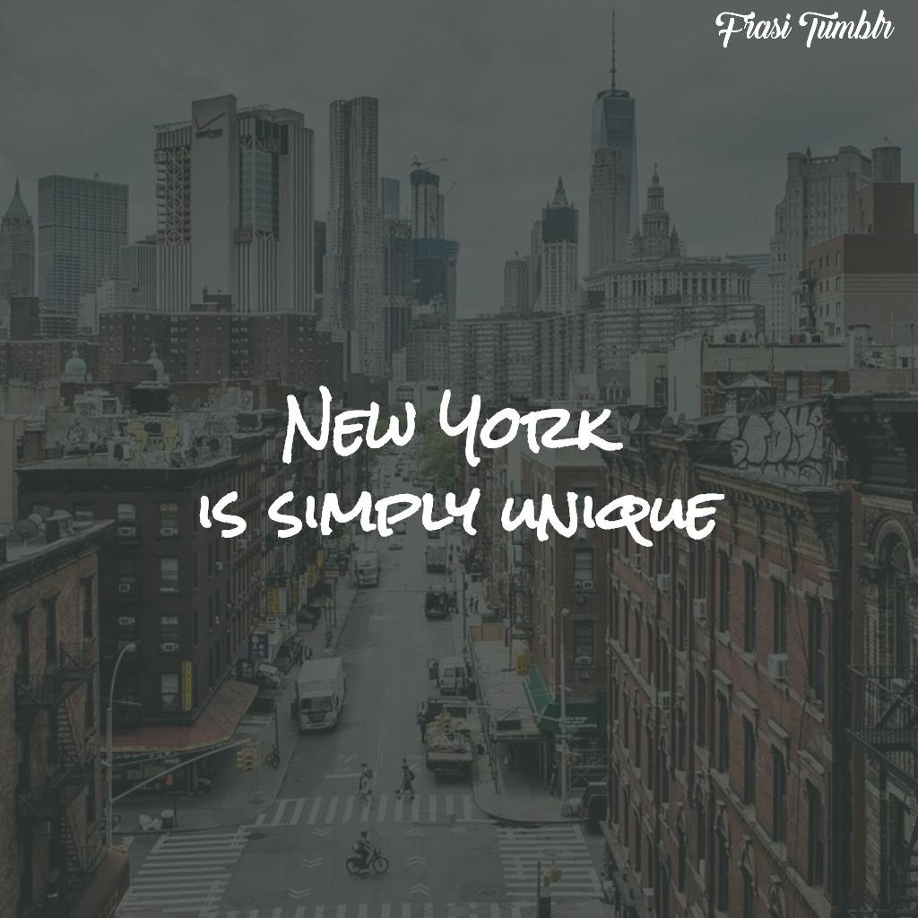 frasi-new-york-inglese-unica
