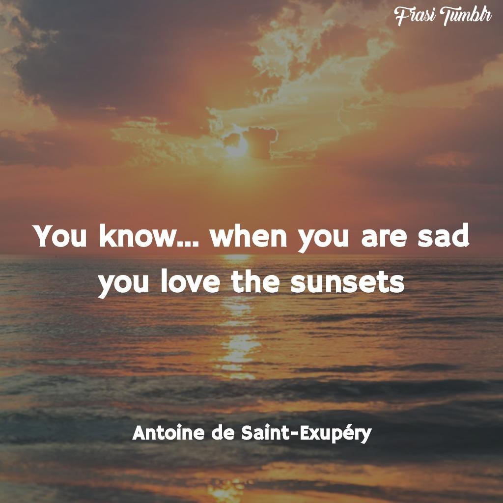 frasi-nostalgia-inglese-tristi-tramonti