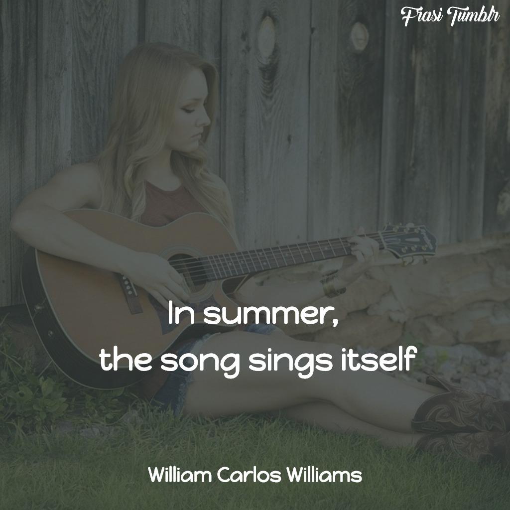 frasi-estate-inglese-musica