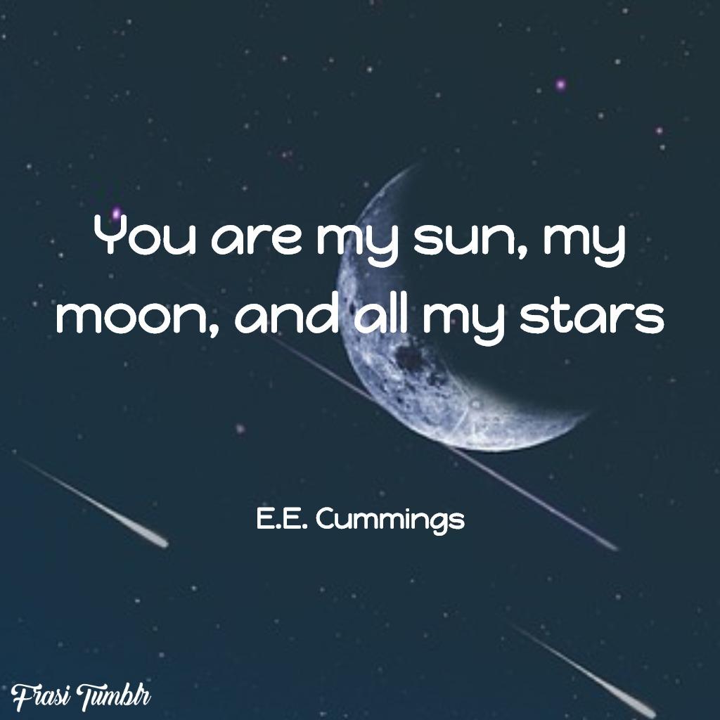 frasi-inglese-luna-stelle-sole
