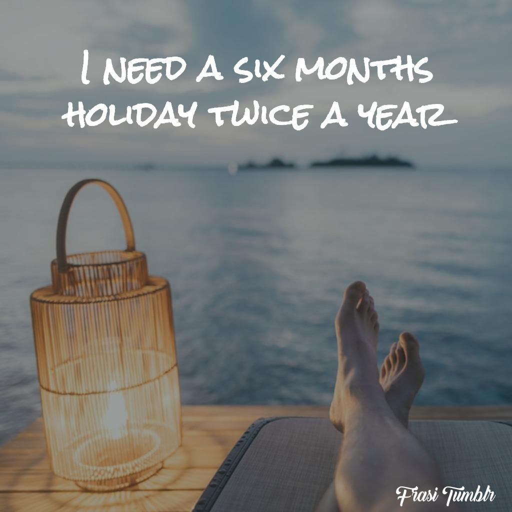 frasi-liberta-inglese-mesi-vacanza