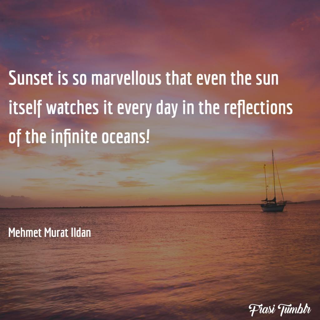 frasi-mare-inglese-tramonto-oceano