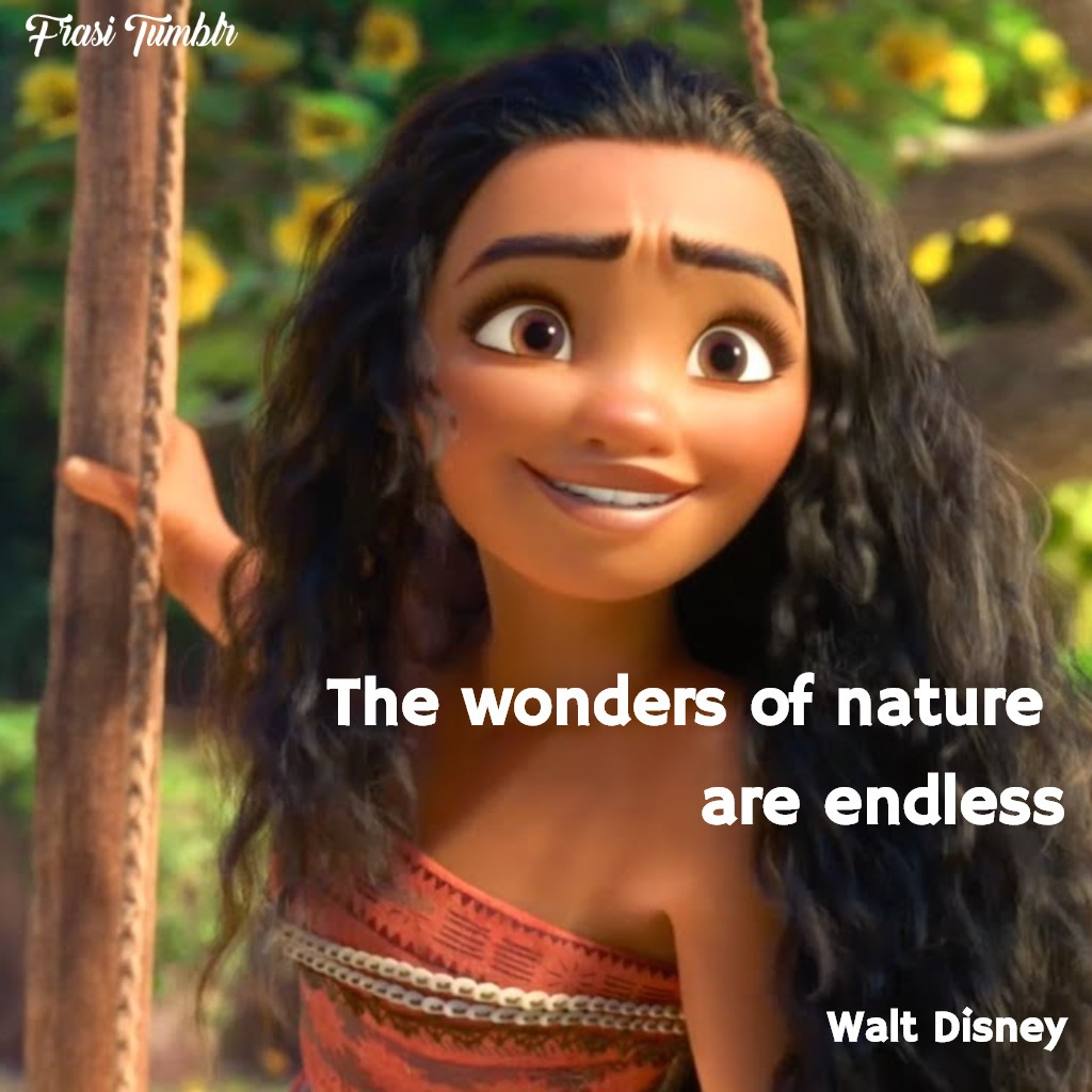 frasi-natura-inglese-meraviglie-walt-disney