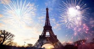auguri di buon anno in francese