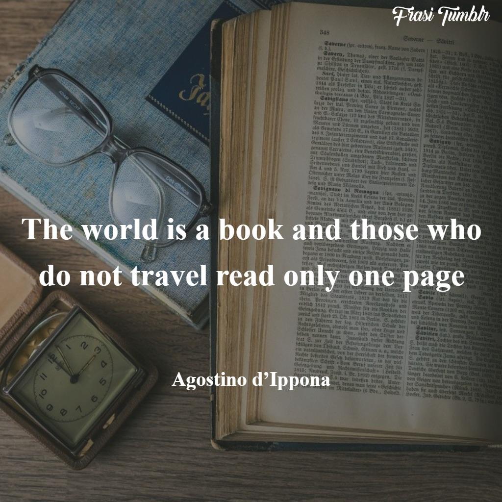 frasi mondo inglese libro