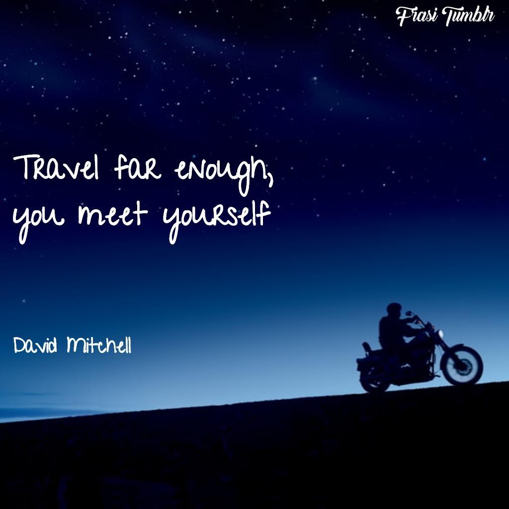 frasi mondo inglese viaggio viaggiare scoprire se stessi