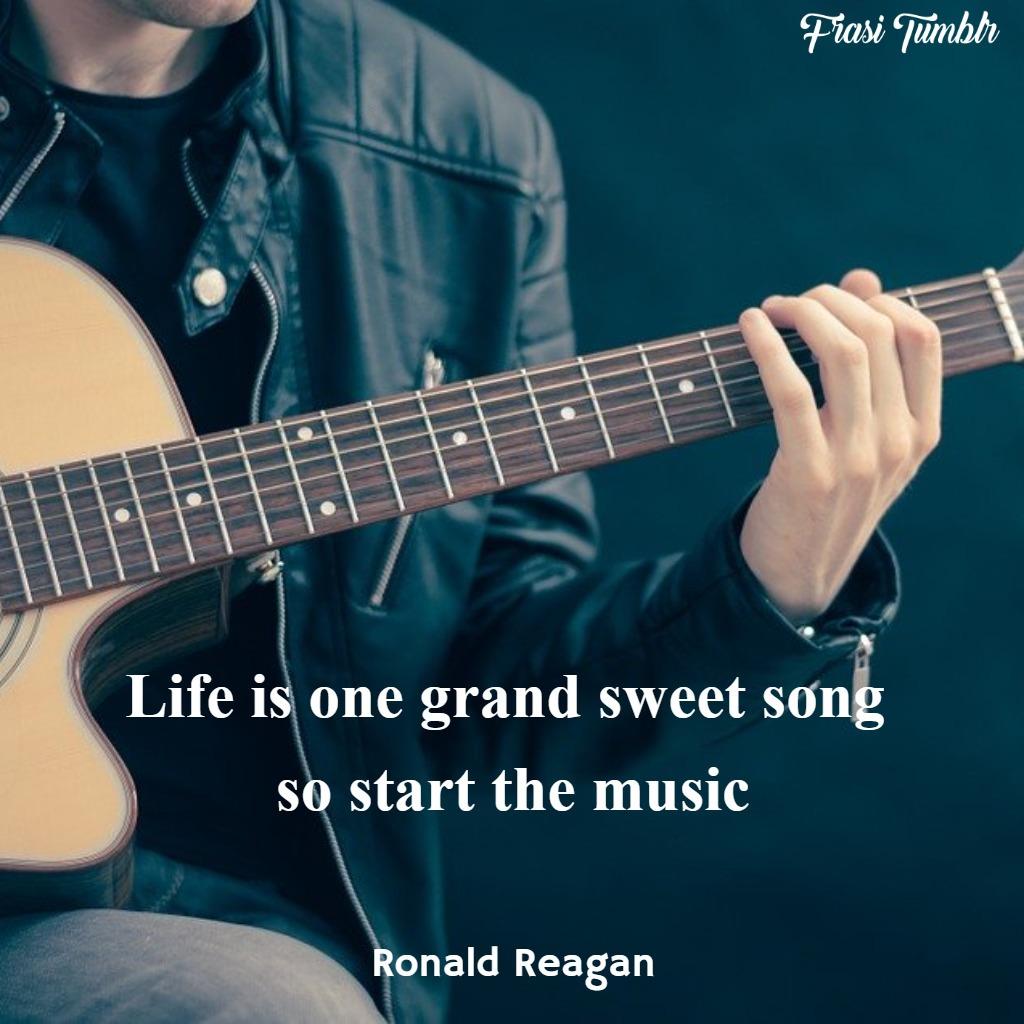 frasi musica inglese vita canzone